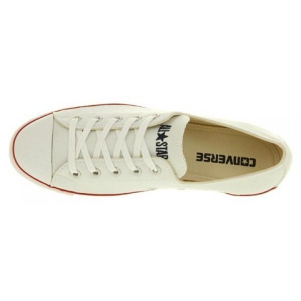 Converse Ct Lite Ox Optical White Women's Shoes