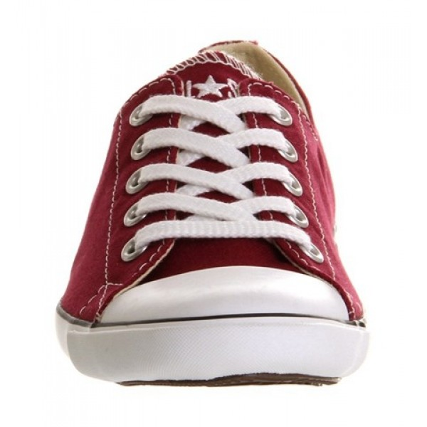 Converse Ct Lite Ox Maroon Exclusive Women's Shoes