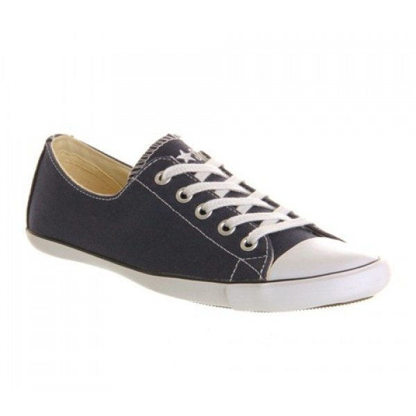 Converse Ct Lite Ox Navy White Women's Shoes