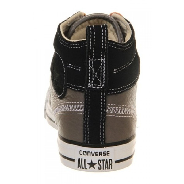 Converse Ctas Hiker 2 Charcoal Grey Black Unisex Shoes