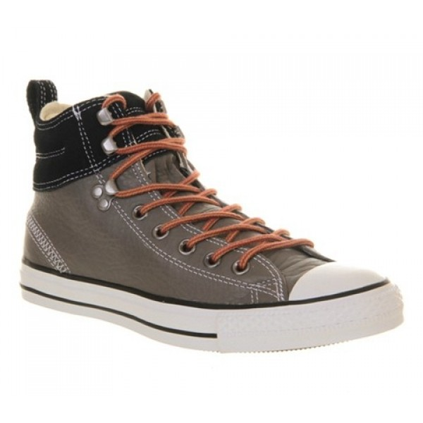 Converse Ctas Hiker 2 Charcoal Grey Black Unisex S...