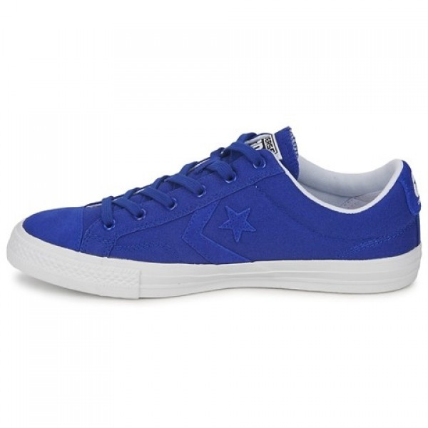Converse Star Player Ox Blue Women's Shoes