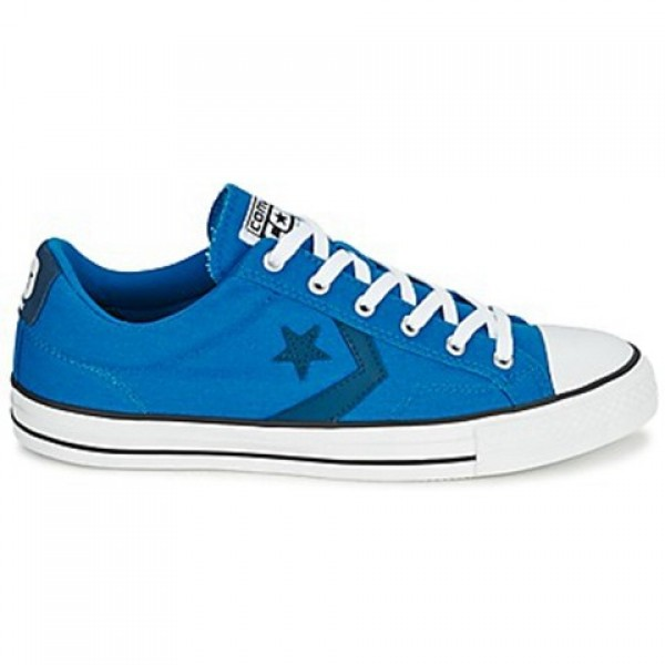 Converse Star Player Ox Blue Marine Women's Shoes