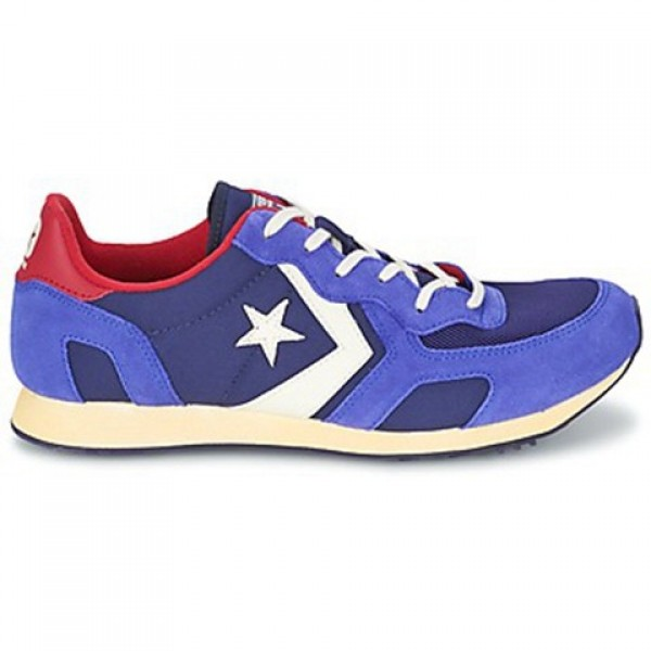 Converse Auckland Racer Blue Diva Blue Men's Shoes