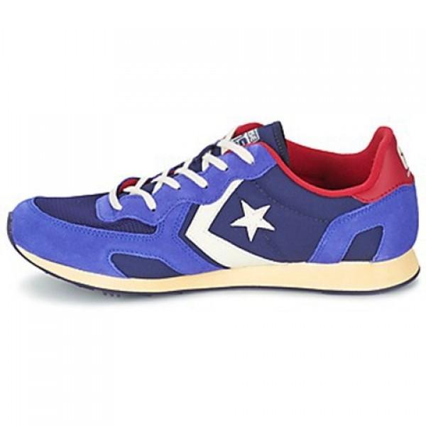 Converse Auckland Racer Blue Diva Blue Men's Shoes