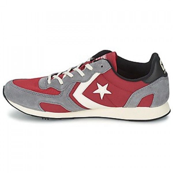 Converse Auckland Racer Chilli Pepper Grey Men's Shoes