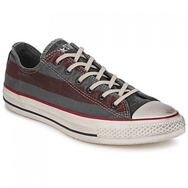Converse Ct All Star Washed Ox Turdledove Chilli Men's Shoes