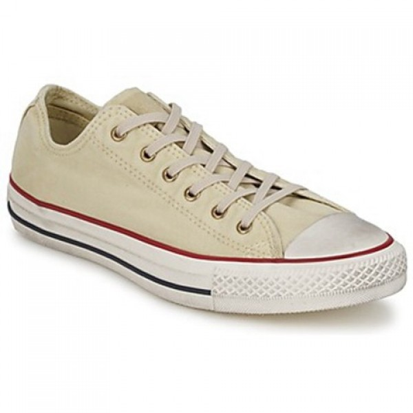 Converse Ct All Star Washed Ox Turtledove Men's Shoes