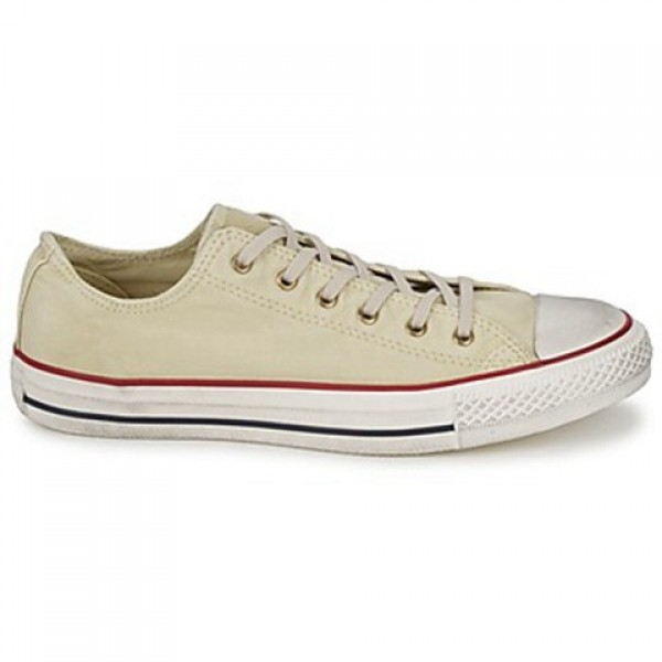 Converse Ct All Star Washed Ox Turtledove Men's Sh...