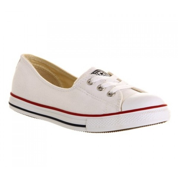 Converse Dance Lace Optical White Exclusive Women's Shoes