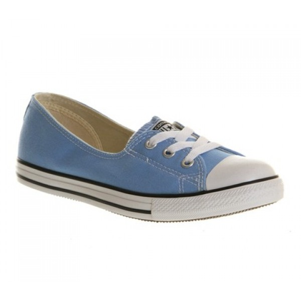 Converse Dance Lace Bright Blue Exclusive Women's ...