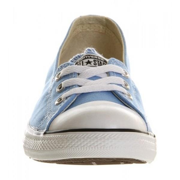Converse Dance Lace Bright Blue Exclusive Women's Shoes