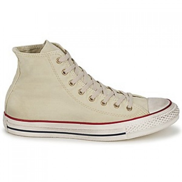 Converse Ctas Washed Hi Top Tutledove Women's Shoe...