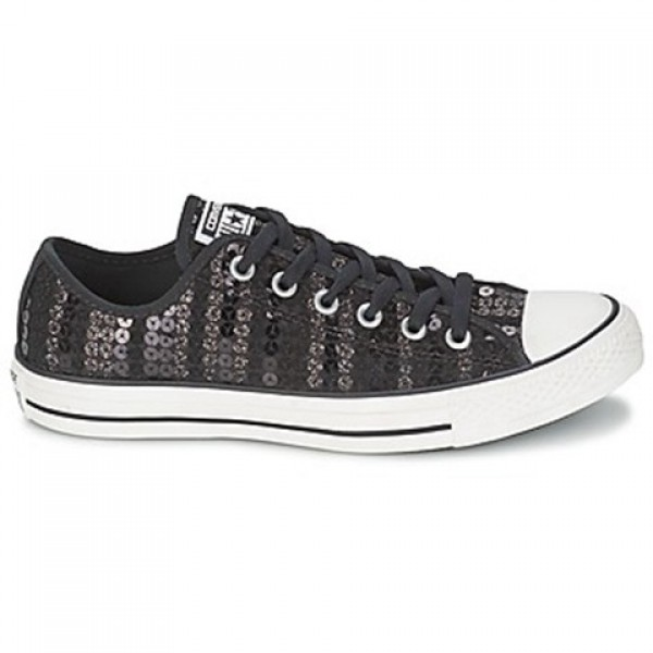 Converse CT Sequin Shine Black Women's Shoes