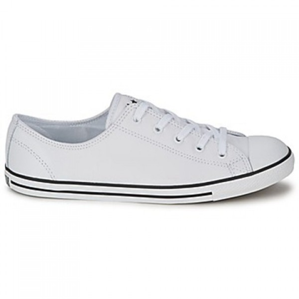 Converse Dainty Ox White Women's Shoes