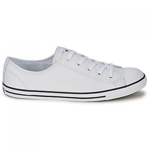 Converse Dainty Ox White Women's Shoes