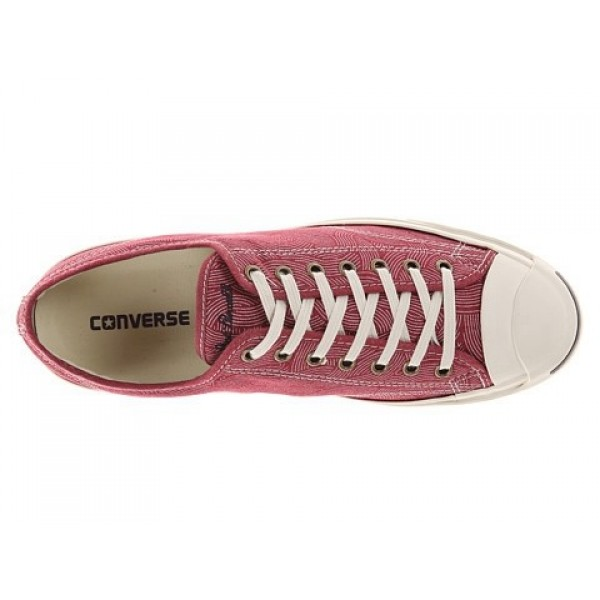 Converse Jack Purcell Jack Ox Red White Men's Shoes