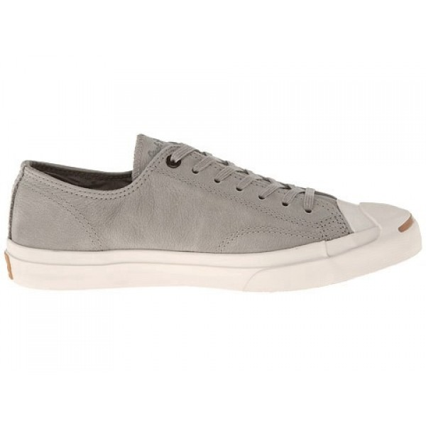 Converse Jack Purcell Jack Ox Old Silver Men's Sho...
