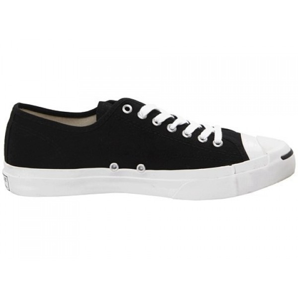 Converse Jack Purcell CP Oxford Black White Men's ...