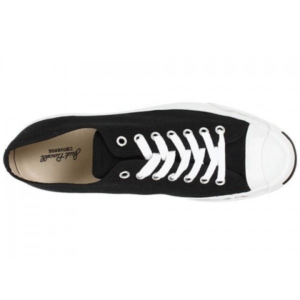 Converse Jack Purcell CP Oxford Black White Men's Shoes