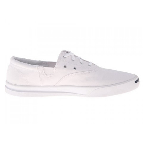 Converse Jack Purcell Jeffrey CVO Ox White Navy Me...