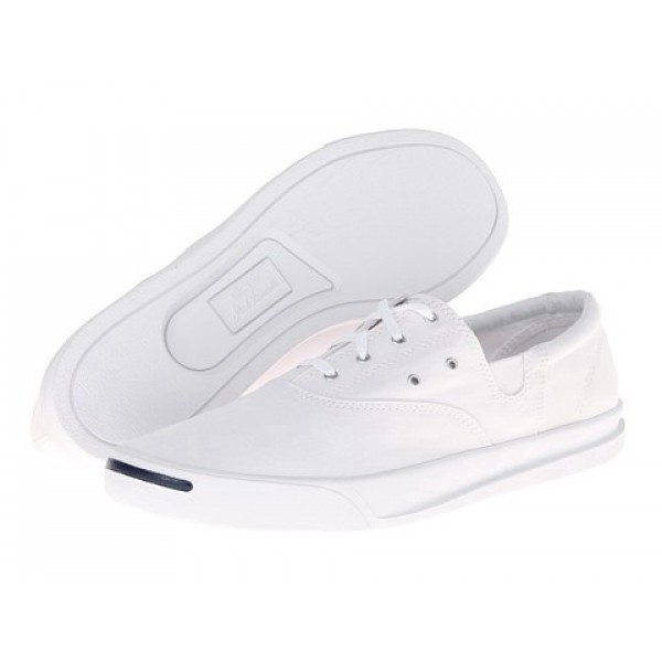 Converse Jack Purcell Jeffrey CVO Ox White Navy Men's Shoes