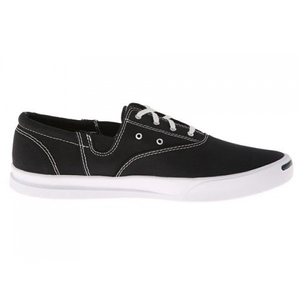 Converse Jack Purcell Jeffrey CVO Ox Black White M...
