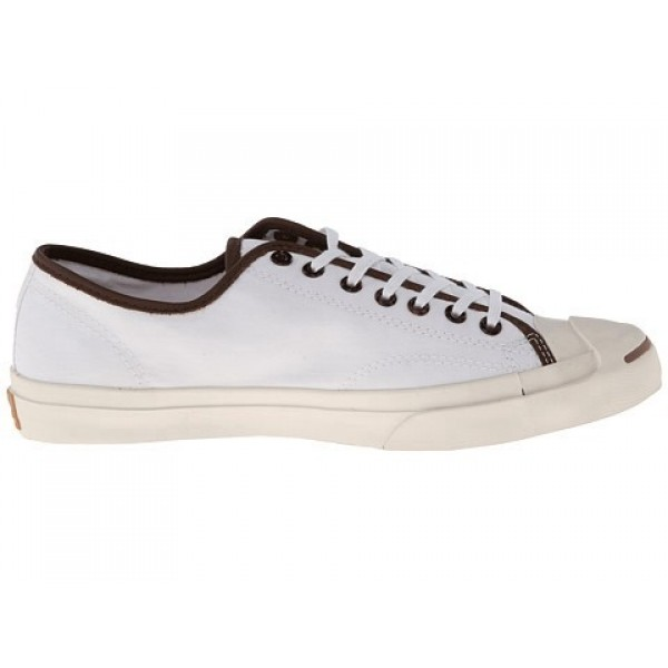 Converse Jack Purcell Jack Ox White Men's Shoes