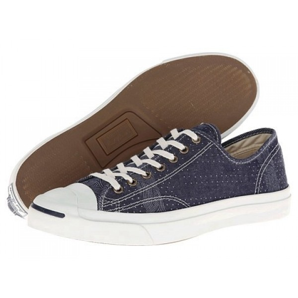 Converse Jack Purcell Jack Ox Dozar Blue Men's Shoes