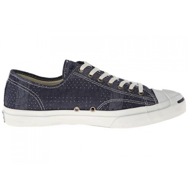 Converse Jack Purcell Jack Ox Dozar Blue Men's Sho...