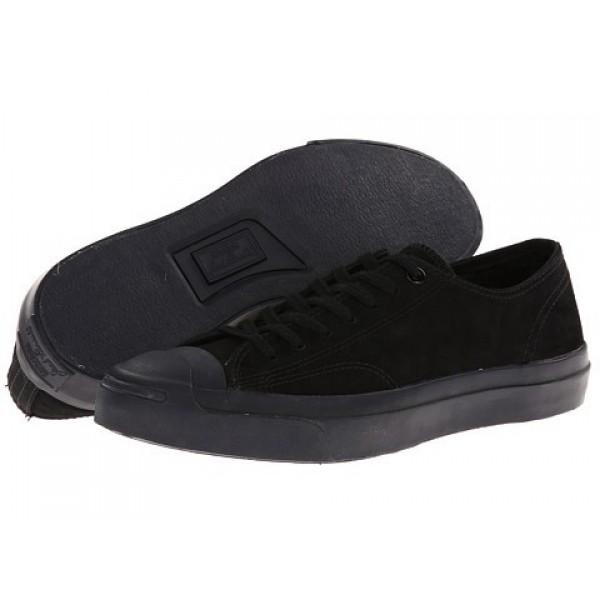 Converse Jack Purcell Jack Ox Black Men's Shoes