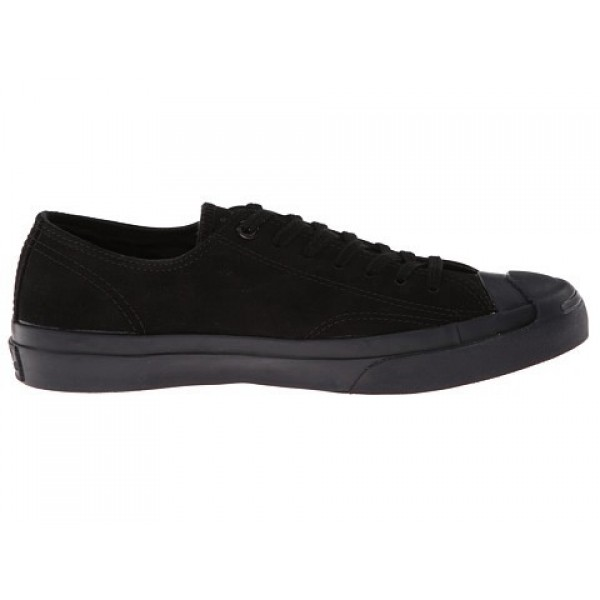 Converse Jack Purcell Jack Ox Black Men's Shoes