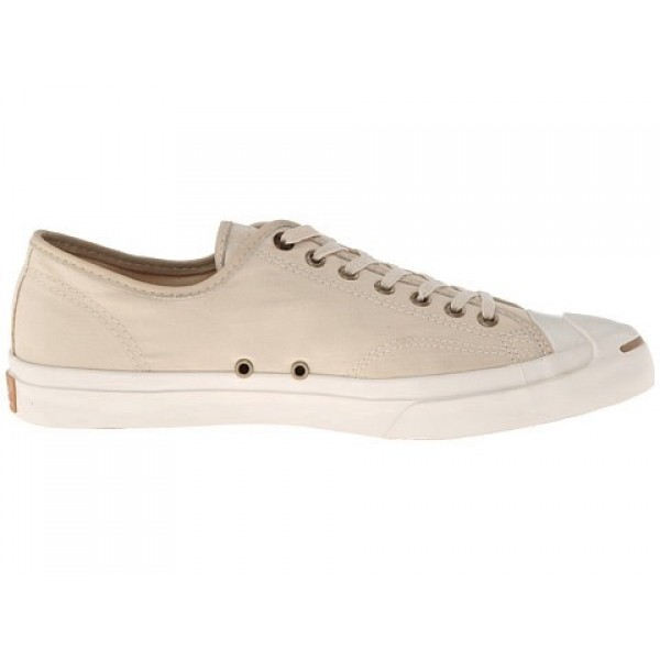 Converse Jack Purcell Jack Ox Sandshell Men's Shoe...