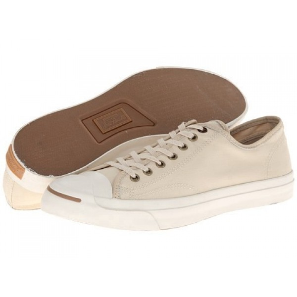 Converse Jack Purcell Jack Ox Sandshell Men's Shoes