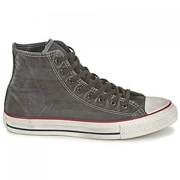 Converse All Star Washed Hi Wild Dove Men's Shoes