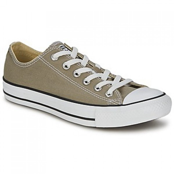 Converse All Star Seasonal Ox Old Silver Men's Shoes