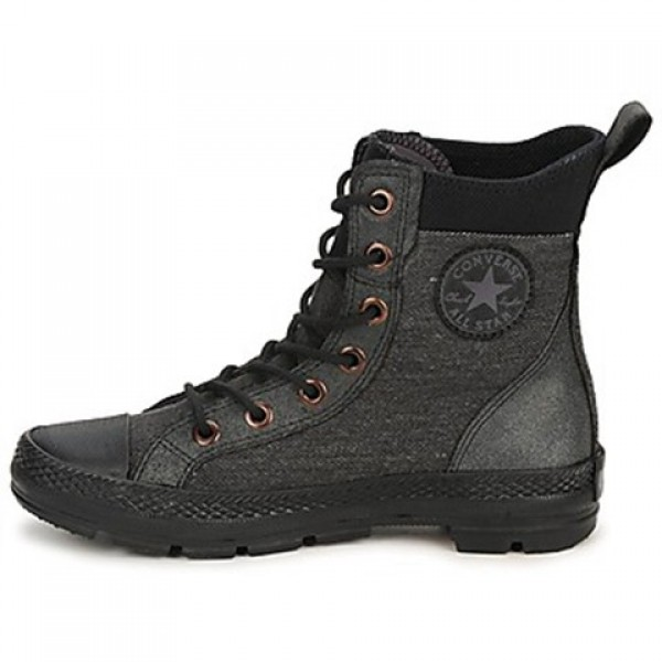 Converse All Star Sargent Black Men's Shoes