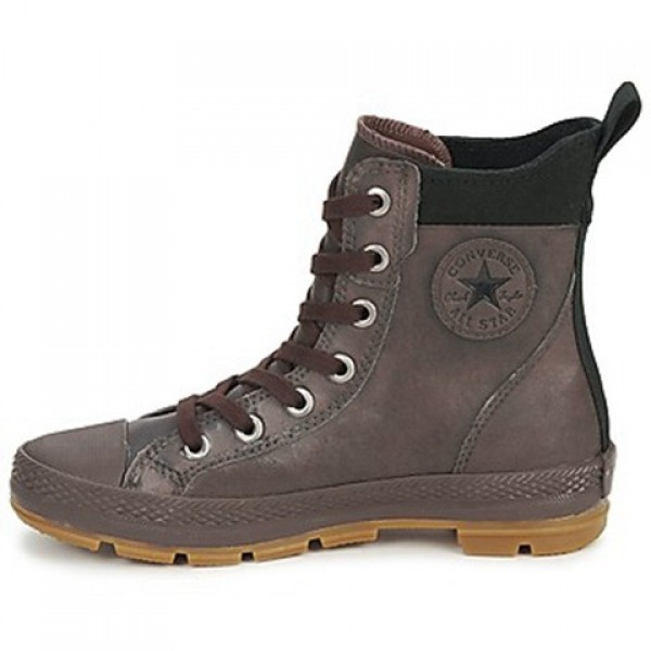 Converse All Star Sargent Deep Taupe Black Men's Shoes