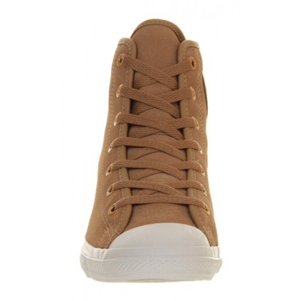 Converse All Star Hi-Ness Sand Shearling Women's Shoes