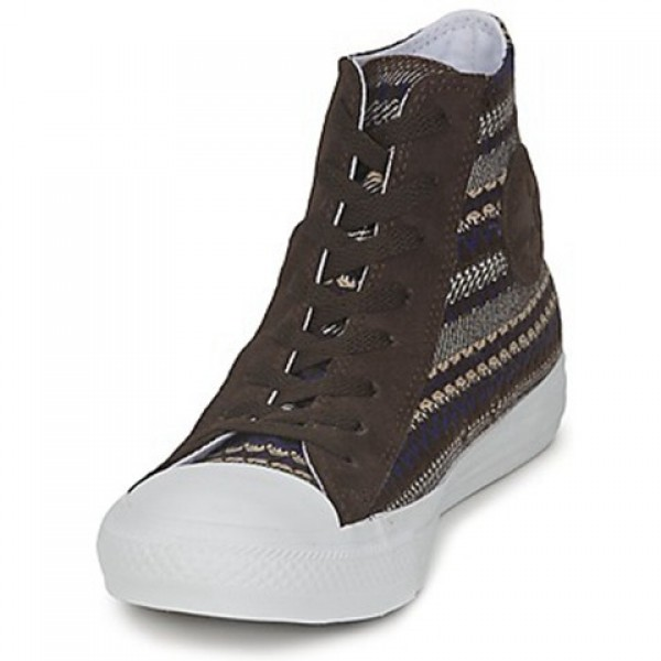 Converse All Star Native Blanket Chocolate Twilight Men's Shoes