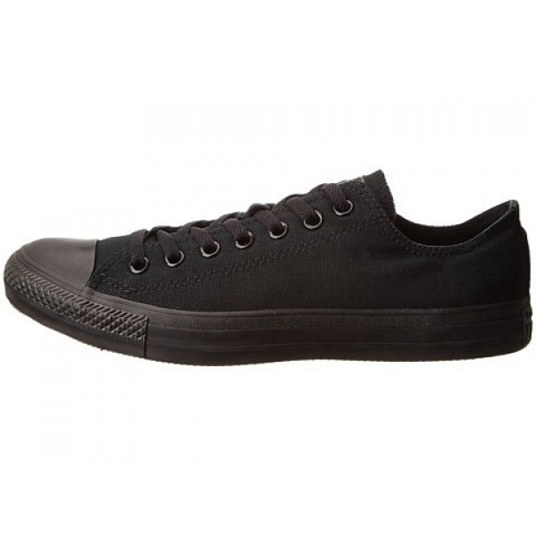 Converse Chuck Taylor All Star Core Ox Monochrome Black Men's Shoes