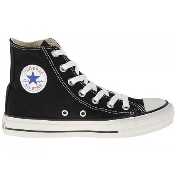 Converse Chuck Taylor All Star Core Hi Classic Bla...