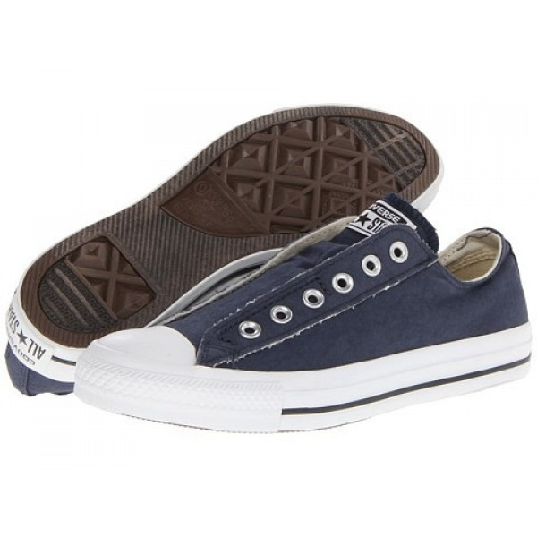Converse Chuck Taylor All Star Slip Navy Men's Shoes