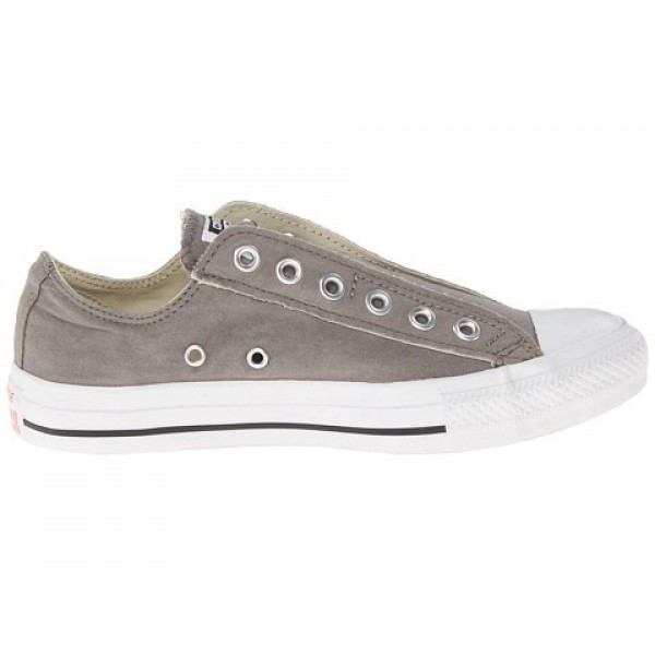 Converse Chuck Taylor All Star Slip Charcoal Spicy...