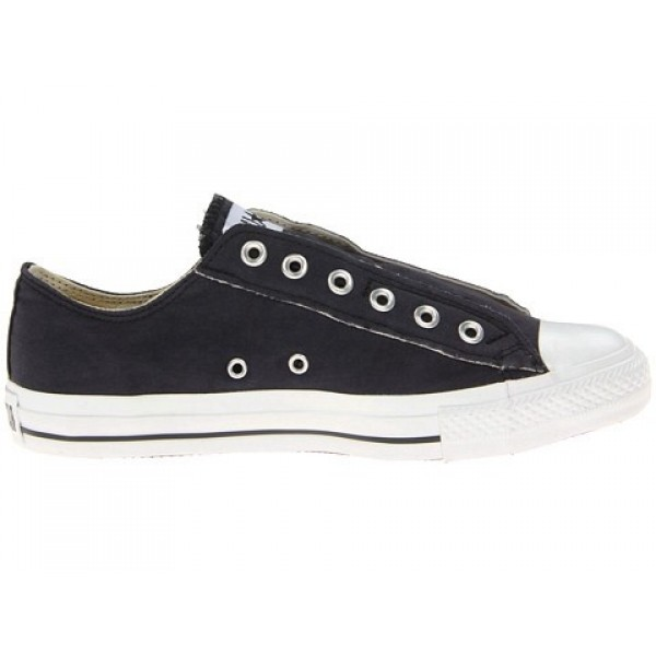 Converse Chuck Taylor All Star Slip Black Men's Sh...