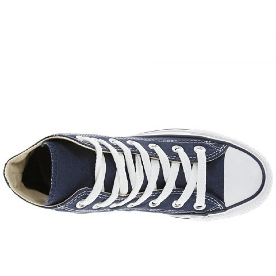 8318e8232d2b Converse Chuck Taylor All Star Core Hi Navy Men s Shoes - M00000618