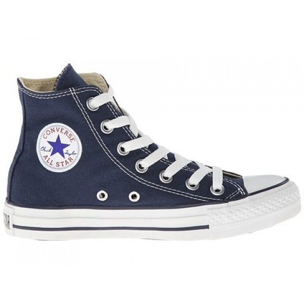 Converse Chuck Taylor All Star Core Hi Navy Men's ...