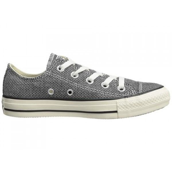 Converse Chuck Taylor All Star Woven Ox Black Egre...