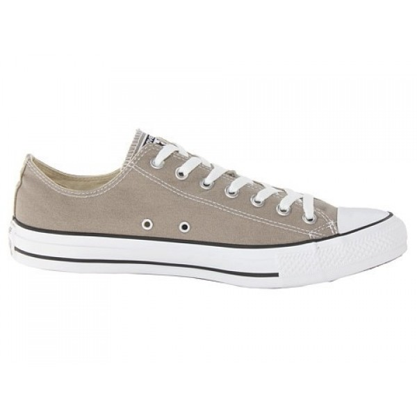 Converse Chuck Taylor All Star Seasonal Ox Old Silver Men's Shoes