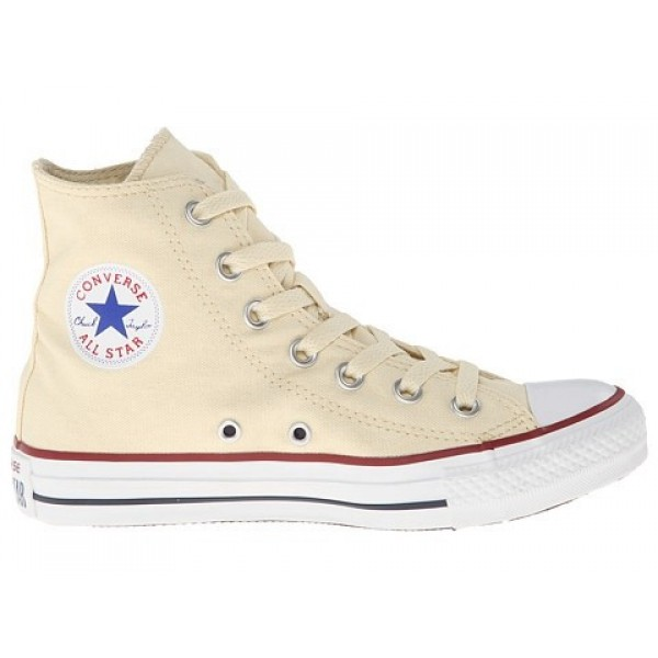 Converse Chuck Taylor All Star Core Hi Natural Whi...